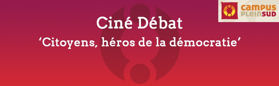 26/03 | Ciné-débat : Citoyens, héros de la démocratie