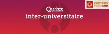 Quizz inter-universaitaire
