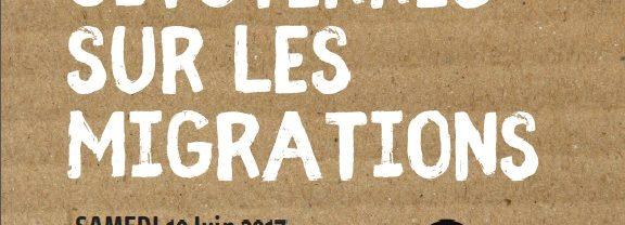 10/05/2017 : Assises citoyennes sur les migrations à Liège