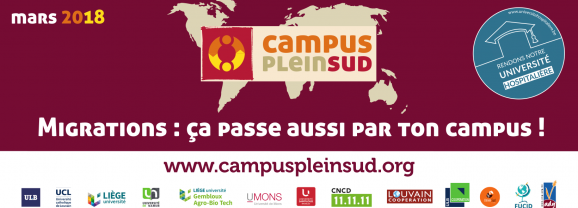 Campus Plein Sud 2018, c'est parti !